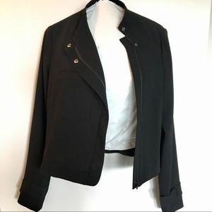 RACHEL Rachel Roy Black Jacket